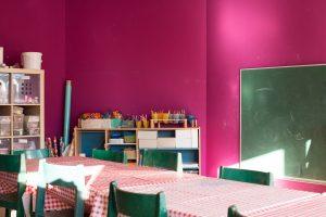Inakindergarten, Raumfotos, Kita Flurweg, Kinderatelier