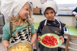 News Ernährungskonzept Inakindergarten Vortrag Änne Fresen