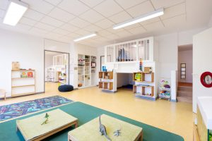 Inakindergarten, Raumfotos, Kita Lützowstrasse, Gruppenraum