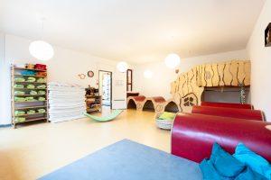 Inakindergarten, Raumfotos, Kita Lützowstrasse, Bewegungsraum