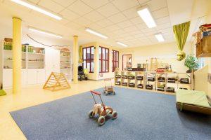 Inakindergarten, Raumfotos, Kita Lützowstrasse, Spielzimmer
