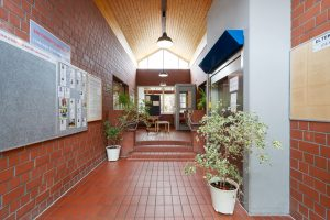 Inakindergarten, Raumfotos, Kita Lützowstrasse, Eingangsbereich