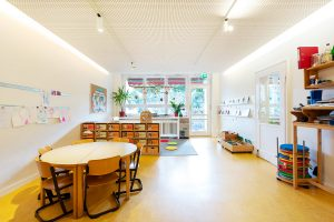 Inakindergarten, Raumfotos, Kita Habersaathstrasse, Gruppenraum