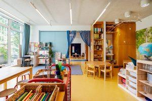 Inakindergarten, Raumfotos, Kita Lüneburger Strasse, Gruppenraum