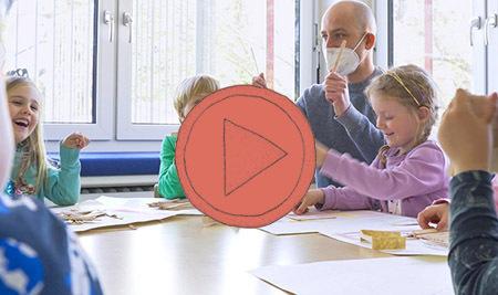 Kita Flurweg: Workshop zur Gartengestaltung jetzt auf YouTube