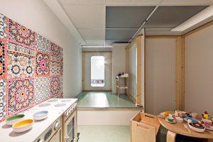 Inakindergarten, Raumfotos, Kita Finchleystrasse, Flur