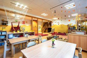 Inakindergarten, Raumfotos, Kita Neue Steinmetzstrasse, Gruppenraum