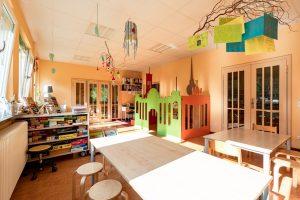 Inakindergarten, Kitaportrait, Preussstrasse, Kinderatelier