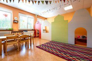 Inakindergarten, Kitaportrait, Preussstrasse, Gruppenraum