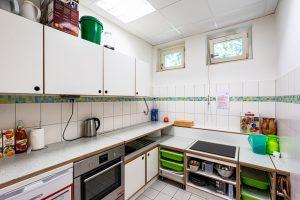 Inakindergarten, Kitaportrait, Preussstrasse, Küche