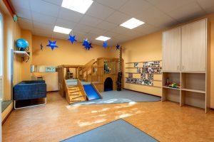 Inakindergarten, Kitaportrait, Preussstrasse, Sportraum