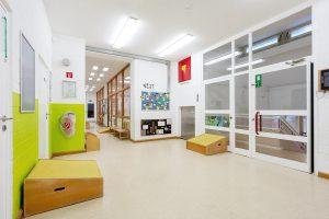Inakindergarten, Raumfotos, Kita Bülowstrasse, Sportraum