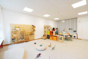 Inakindergarten, Raumfotos, Kita Bülowstrasse, Gruppenraum