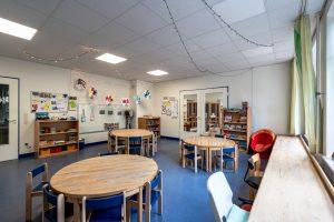 Inakindergarten, Raumfotos, Kita Grüntaler Strasse, Speiseraum