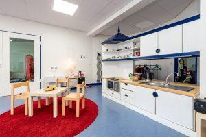 Inakindergarten, Raumfotos, Kita Grüntaler Strasse, Kinderküche