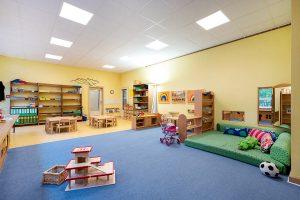 Inakindergarten, Raumfotos, Kita Seestraße, Spielzimmer