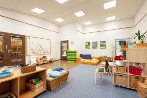 Inakindergarten, Raumfotos, Kita Seestraße, Gruppenraum