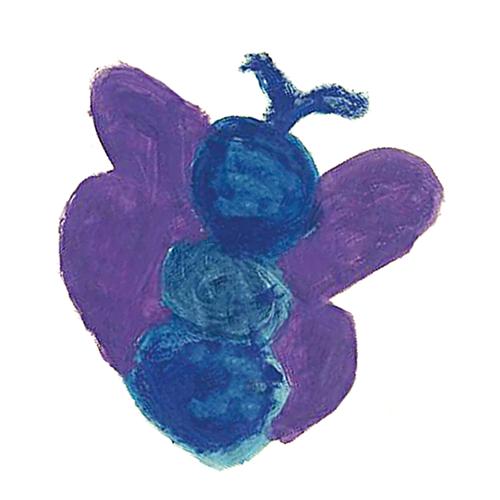 Inakindergarten, Kinderzeichnung Schmetterling, Finchleystraße