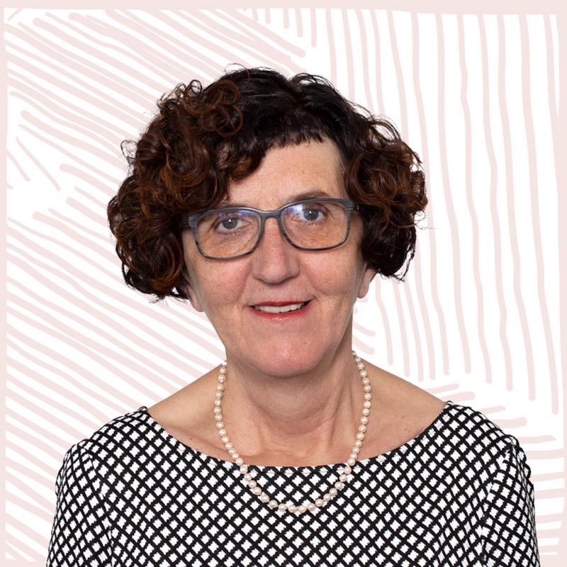 INA.KINDER.GARTEN Portrait Geschäftsführerin Gerda Wunschel-Gavlasz