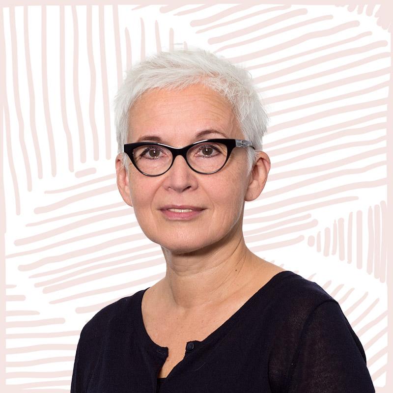 INA.KINDER.GARTEN Portrait Mitarbeiterin Verwaltung Petra Peschlow