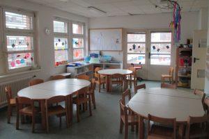 Inakindergarten, Raumfotos, Kita Markgrafenstrasse, Gruppenraum