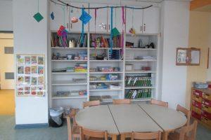 Inakindergarten, Raumfotos, Kita Markgrafenstrasse, Kinderatelier