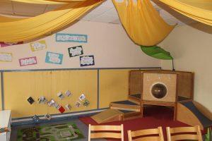 Inakindergarten, Raumfotos, Kita Markgrafenstrasse, Spielecke